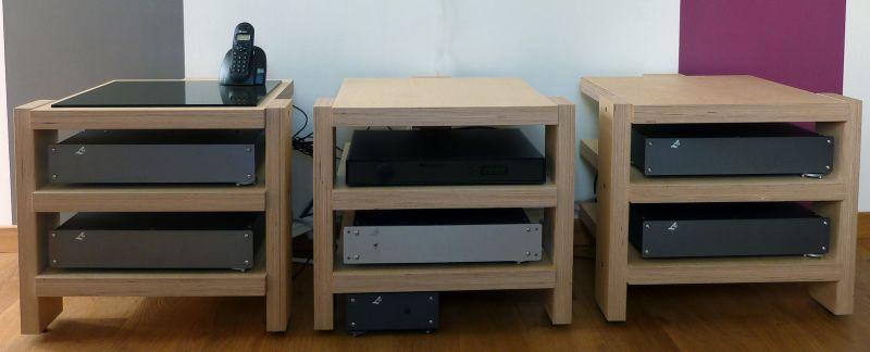 Table - Fabriquer meuble hifi ...